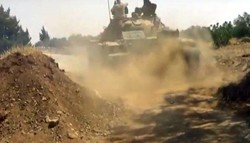 Syrian Army foils their infiltration attempts in Hama countryside