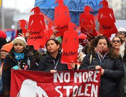 امریکہ میں خواتین کی ریلیاں