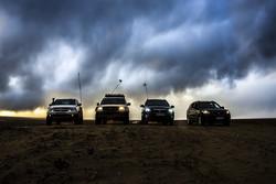 """صحراء """"مرنجاب"""" وجهة سياحية لهواة التجول في الصحراء / صور"""