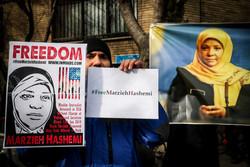 الصحفية مرضية هاشمي تمثل الأربعاء امام المحكمة