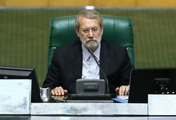 Larijani deplores U.S. mistreatment of Press TV anchor