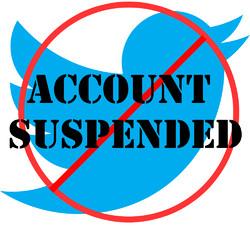 Twitter suspends IRIB's account