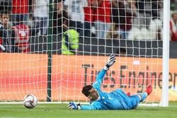 رکورد تیم ملی ایران و بیرانوند بعد از ۵۰۲ دقیقه شکسته شد