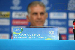 Queiroz says Team Melli needs to be 'calmer and smarter' for China clash
