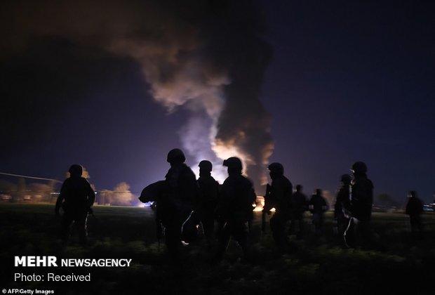 انفجار خط لوله نفتی در مکزیک