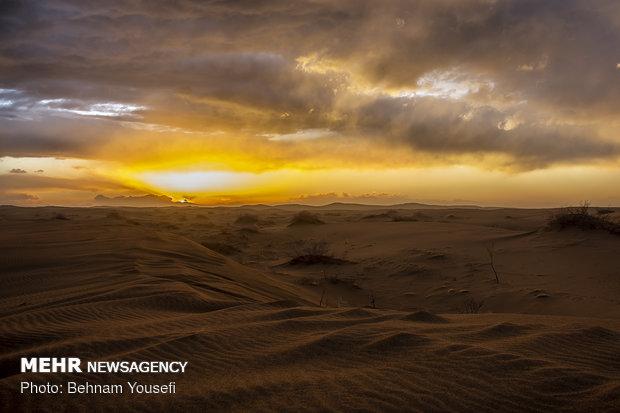 """صحراء """"مرنجاب"""""""