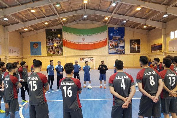 دعوت مجدد از بهادری و دو بازیکن گیتی پسند به اردوی تیم ملی فوتسال