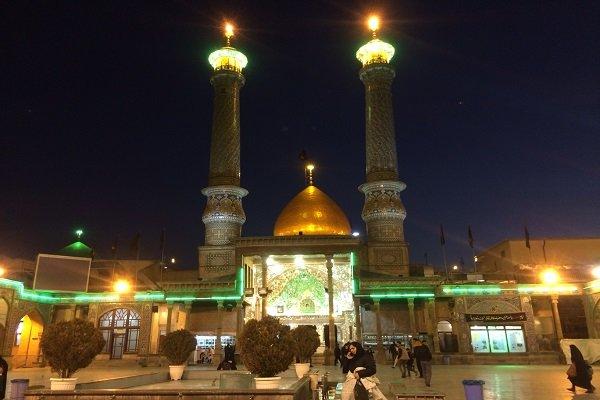 سوگواری برای سفیر نینوا در کربلای ایران