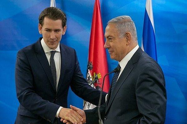 Avrupa'nın aşırı sağcı gruplarıyla İsrail'den İran'a karşı işbirliği
