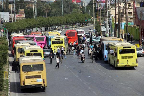 بررسی نرخ کرایههای حمل و نقل عمومی در شورا