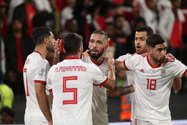 إيران تهزم عمان وتتأهل إلى دور الثمانية