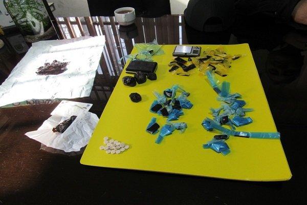 بیش از 11 کیلو گرم مواد مخدر در بجنورد کشف شد