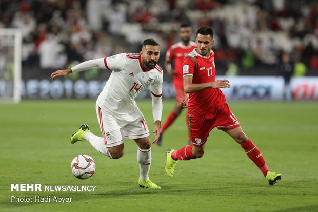 VIDEO: Highlights of Iran 2-0 Oman at AFC Asian Cup