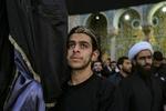 Qom pilgrims mourn martyrdom anniv. of Hazrat Fatimah