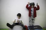 أول مركز لأبحاث الدماغ خاص بالاطفال في الشرق الاوسط / صور