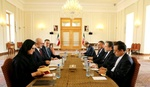 Iran deputy FM Araghchi meets with Polish counterpart in Tehran
