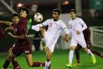 Iran U-23 football team beats Qatar to win four-team tournament