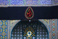 İran'da Hz. Fatımatüz Zehra (s.a) için matem merasimi