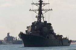 روسیه ۲ ناوشکن آمریکایی را در دریای بالتیک رهگیری کرد