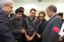 ۱۳ محصول دانشبنیان در دانشگاه خلیج فارس رونمایی شد