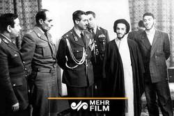 گوشمالی شاه اردن توسط شهید نواب صفوی