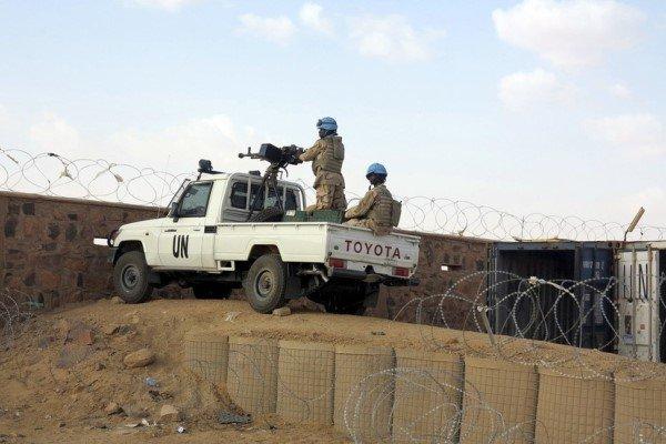 حمله به پایگاه نظامیان مالی ۱۶ کشته در پی داشت