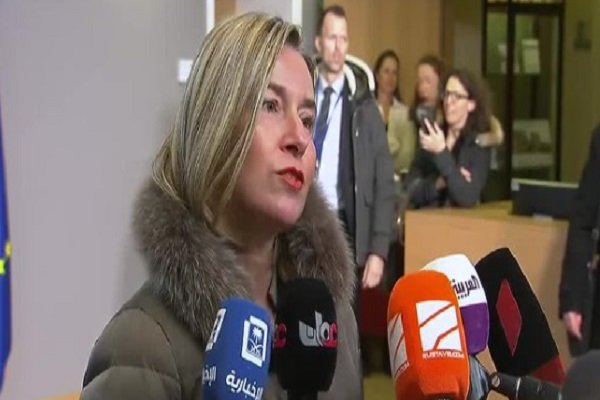 Mogherini says SPV to be announced in coming hours