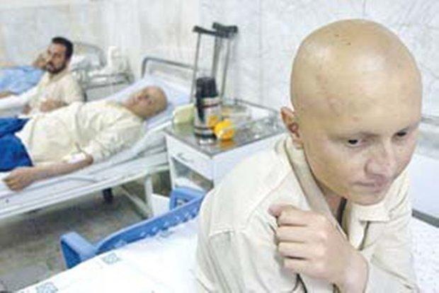 سالانه 1300 نفر در قزوین دچار سرطان می شوند