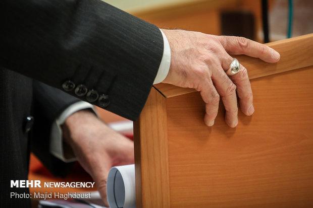 دومین جلسه رسیدگی به اتهامات سه مدیر بانک سرمایه