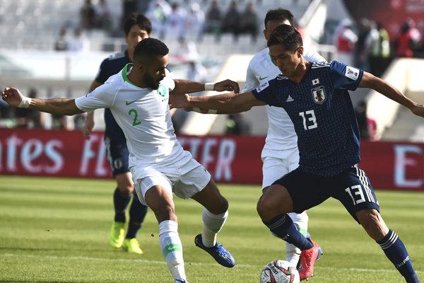 المنتخب الياباني يفوز على السعودية ويبلغ ربع نهائي كأس اسيا
