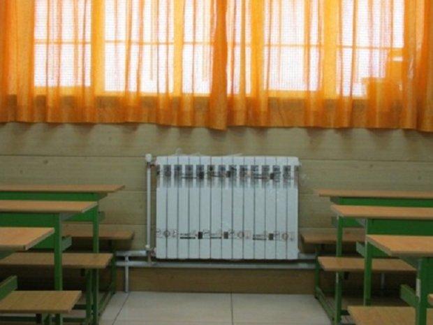 اصلاح سیستمهای گرمایشی ۲۵۰۰ کلاس درس در حال انجام است