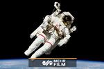 پریدن یک فضانورد اتریشی از ایستگاه سفینه فضایی