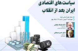 مناظره زاویه با موضوع «سیاستهای اقتصادی ایران بعد از انقلاب»