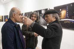افتتاح نمایشگاه عکسهای پرویز جاهد در خانه هنرمندان ایران