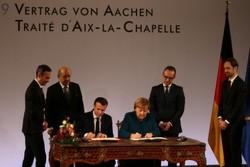 تجدید پیمان مودت آلمان و فرانسه به امضا رسید/ تأکید بر تشکیل ارتش مشترک اروپایی