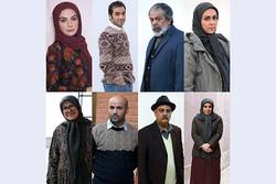 رونمایی از گریم بازیگران سریال رمضانی شبکه سه