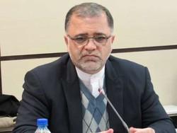 Ambassador honors Swiss professor's studies on Iran