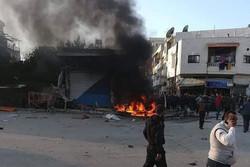 انفجار خودرو بمبگذاری شده در لاذقیه سوریه با یک کشته و ۱۴زخمی