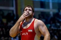 ورزشکار آذربایجان شرقی کاندیدای برترین کشتی گیر ایران شد