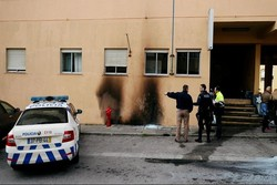 مهاجمان ناشناس به یک پاسگاه پلیس در پرتغال حمله کردند
