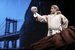 نمایش آوازهخوان خیابانهای منهتن
