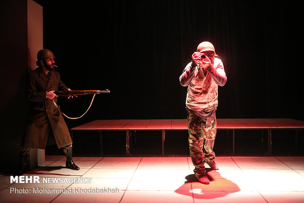 'Who pulled the trigger?' on stage in Tehran