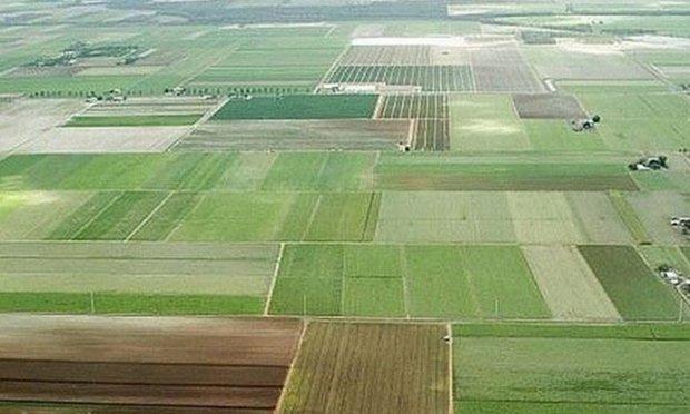 طرح کاداستر اراضی ملی در منطقه سیمکان شهرستان جهرم آغاز شد