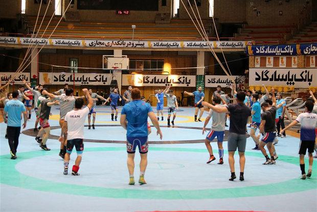 غلامرضا محمدی ۳۳ آزادکار را به اردوی تیم ملی دعوت کرد