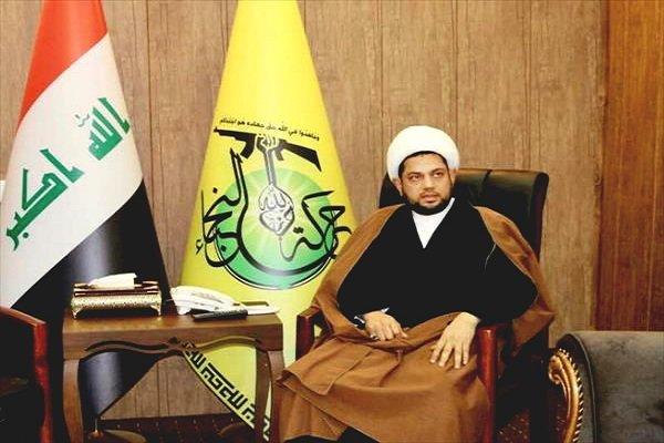 المجلس السياسي للنجباء: حظر المقاومة يأتي بسبب افشال المشاريع الامريكية في المنطقة