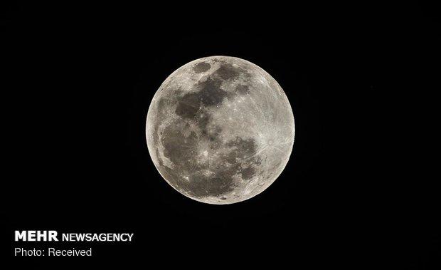بهار با ابرماه آغاز می شود/ درخشش حداکثری ماه