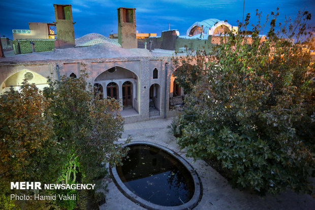 Zavareh, a historical gem on the edge of central desert of Iran