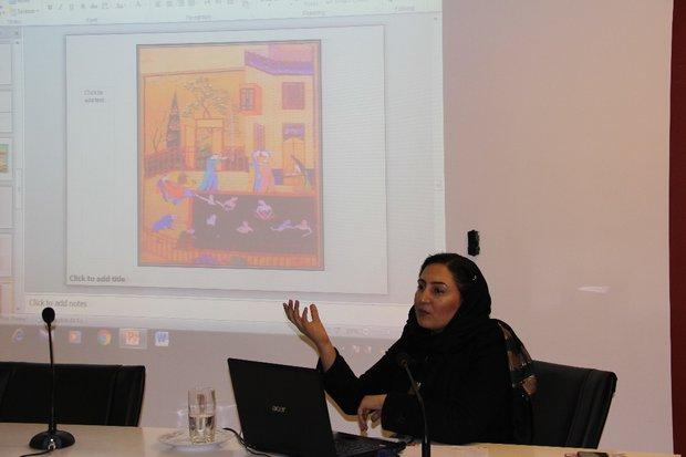 نشست تخصصی درآمدی بر نمایش و نقاشی ایرانی