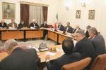 ظريف يلتقي مع اعضاء لجنة العمران في مجلس الشورى الإسلامي
