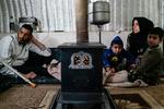 Lübnan'daki Suriyeli mültecilerden kareler
